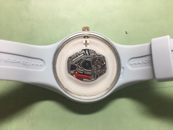 アイスウォッチ 電池交換 | MAYRO Watch & Repair